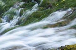Flödesabstrakt begrepp Arkivfoton