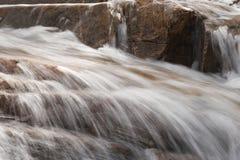 flödesflod Royaltyfri Fotografi