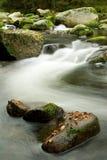 flödesvatten Royaltyfria Bilder