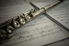 Flöte 2 Stockfoto