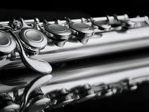 Flöte lizenzfreie stockfotografie