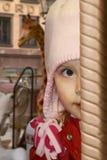 Flüchtig blickendes Kind Stockbilder