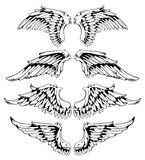 Flügel Lizenzfreie Stockfotografie