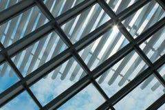 Flügel des Milwaukee Art Museum Lizenzfreies Stockbild