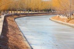 Flüsse stockfotografie