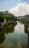 Flüsse und Seen Lizenzfreie Stockfotografie
