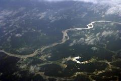 Flüsse von Kerala Lizenzfreie Stockfotos