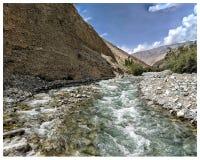 Flüsse von Ladakh lizenzfreies stockbild