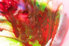Flüssige Farbe Stockbilder
