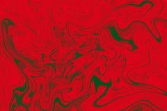 Flüssige Marmorwellenoberfläche Lizenzfreie Stockfotografie