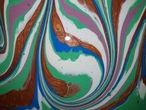 Flüssiges Acryl Stockbilder