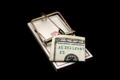 Flüssiges Geld Lizenzfreie Stockbilder