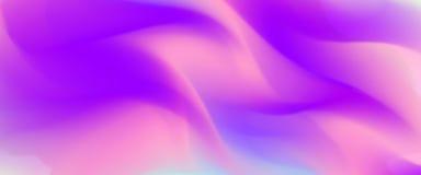Flüssiges flüssiges Purpur des Hippie-Hintergrundes oder lizenzfreie abbildung