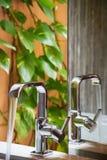 Flüssiges Wasser Stockfoto