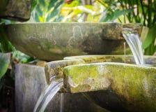 Flüssiges Wasser Lizenzfreie Stockfotografie