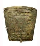 Flabello Bronzeo Imágenes de archivo libres de regalías