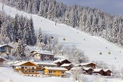 Flachau, Austria Stock Images