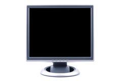 Flacher LCD-Fernsehapparat Lizenzfreie Stockfotografie