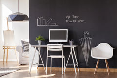 Flaches Design der Tafelfarbe Lizenzfreie Stockbilder