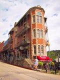 Flaches Eisen-Gebäude Lizenzfreies Stockbild