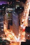 Flaches Eisengebäude Lizenzfreies Stockfoto