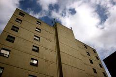 Flaches Gebäude Stockbilder