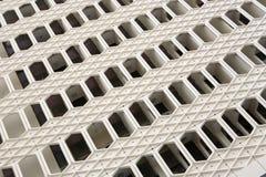 Flaches Gebäude in der arabischen Art Lizenzfreies Stockfoto