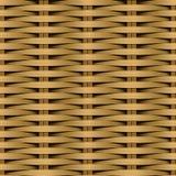 Flaches gesponnenes nahtloses Muster der Faser des Stocks Lizenzfreie Stockbilder