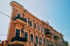 Flaches Haus Odessa stockbilder