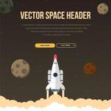 Flaches Illustrationskonzept für Web-Entwicklung Stockfotografie
