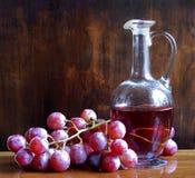 flachy wino Zdjęcia Stock