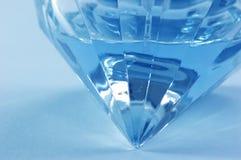 Flacon bleu Images stock