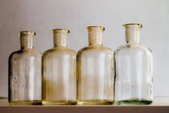 Flacons - Little Bottles Royalty Free Stock Image