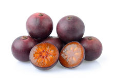 Flacourtia fruit Royalty Free Stock Photography