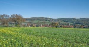 Fladungen,Rhoen region,Germany Royalty Free Stock Image