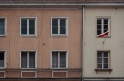 flag заполированность стоковая фотография