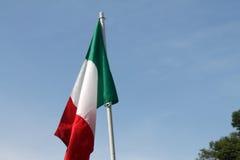 flag итальянка Стоковая Фотография RF