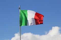 flag итальянка Стоковые Фотографии RF