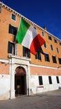 flag итальянка Стоковые Изображения RF
