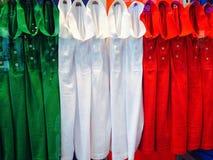 flag итальянка Стоковое Фото