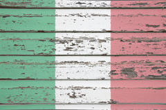flag итальянка стоковое изображение