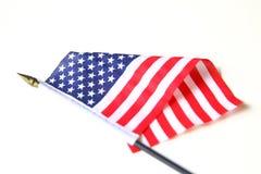 flag мы торжество четвертое -го июль играет главные роли тема нашивок Стоковое Изображение RF