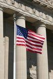 flag мы Стоковое Изображение
