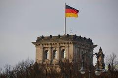 flag немец Стоковое Фото