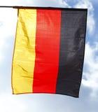 flag немец Стоковое Изображение RF