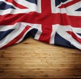flag соединение jack стоковая фотография
