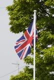 flag соединение jack Стоковое Фото