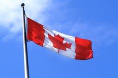 Flag. Canada flag Stock Image