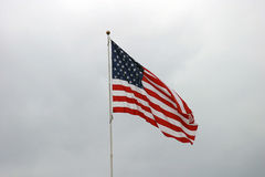 The flag Royalty Free Stock Image