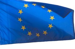 Flag. Of the European Union Stock Images